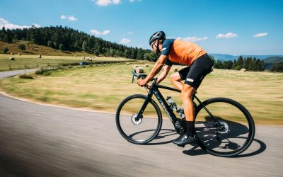 Cannondale Synapse Neo een superieure e-racefiets.